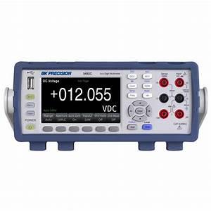 B U0026k Precision 5492cgpib Digital Benchtop Multimeter  5 5