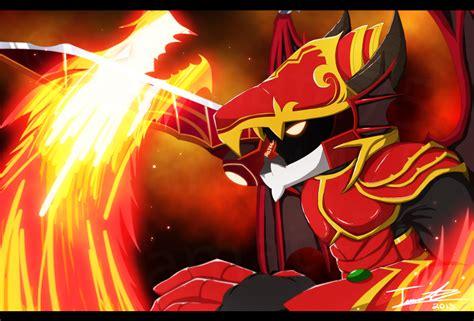 Kaiser The Dragon Warrior By Gallantzale On Deviantart
