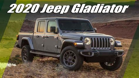 2020 jeep truck 2020 jeep gladiator used car reviews review