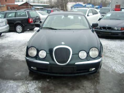 2000 Jaguar S-type For Sale, 4000cc., Gasoline, Fr Or Rr
