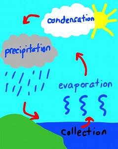 Collection Water Cycle Clipart Collection