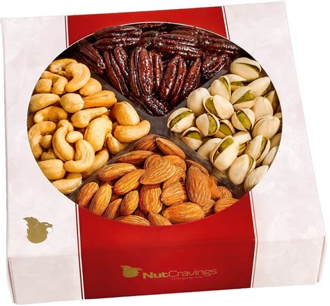 holiday gourmet food nuts gift basket 7 different nuts five star gift baskets ceegees s gourmet food nuts gift basket large nut gift baskets 6 different nuts