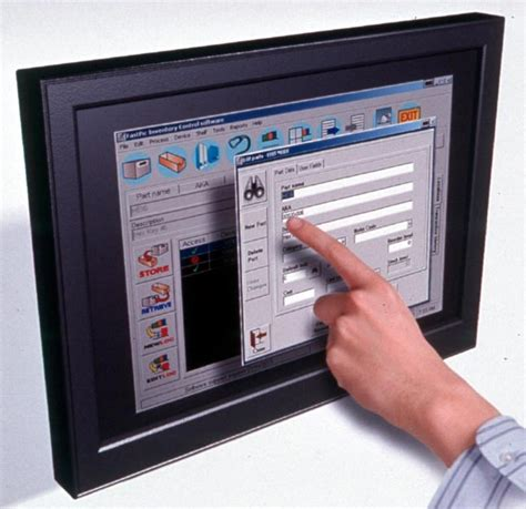 easy   touch screen interface  increased