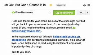 14 out of office message examples to copy for yourself With out of office template email