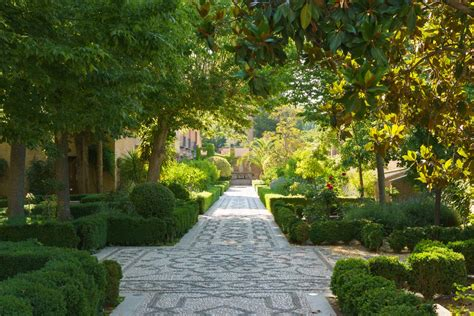 Der Garten Spanisch by Fluesse Gaerten Staedte Urlaub Sehenswrdigkeiten Spanien