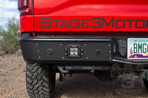 rogue racing   road bumpers installed