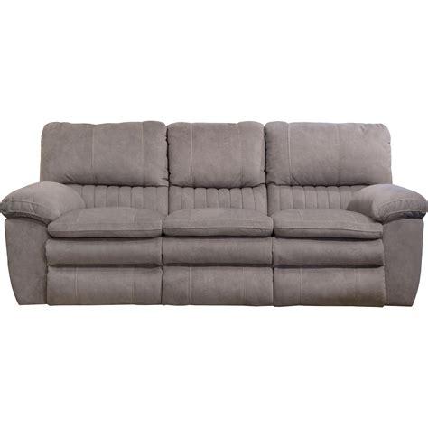 flat sofa catnapper reyes power lay flat reclining sofa value city