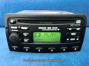 Ford S Max Radio Code Eingeben