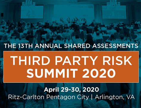 shared assessments summit  american security today