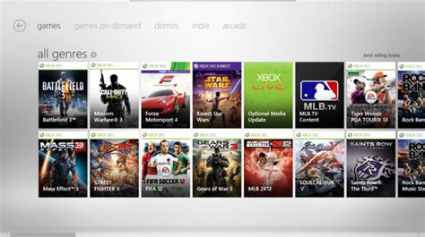 xbox trivia games arcade cinema movies directormanager