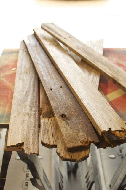 recycling  fence boards wood fence board crafts