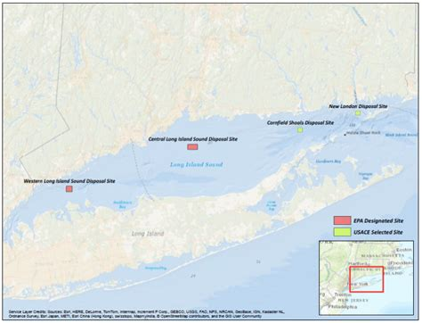 Epa Issues Final Ruling To Dump Dredge Spoils In Eastern
