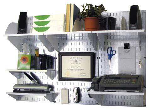 wall mounted desk organizer wall mounted office desk storage metallic wall panels and
