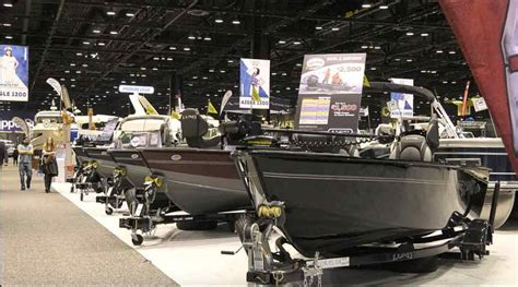 Chicago Boat Show January 2017 by Boat Show Makes A Comeback Medill Reports Chicago