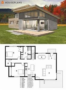Best 25+ Small modern house plans ideas on Pinterest ...