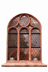 Window Detail Free Picture Window Old Framework Design Glass Object