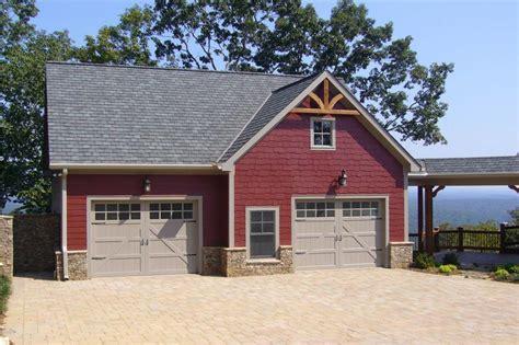 homes with detached garage garage plan home plan 163 1041
