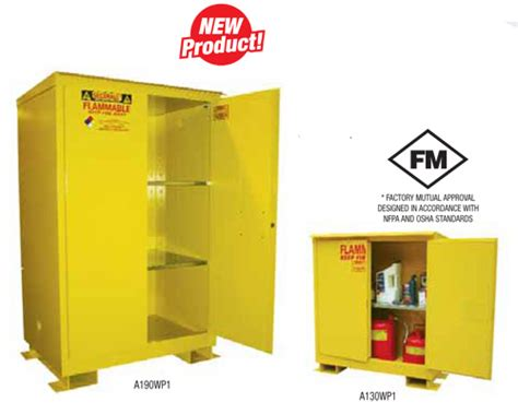 buy weather proof flammable storage cabinets from securall
