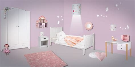 theme chambre fille décoration chambre bebe theme fees