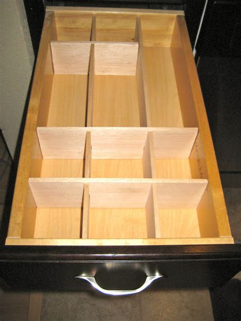 How To Make Your Own Drawer Organizer savvy housekeeping 187 organizing on the cheap make your