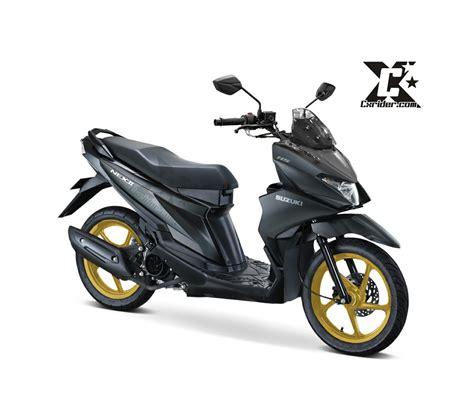 Suzuki Nex Ii Modification by Modifikasi Suzuki Nex Ii Dengan Setang Trondol Cxrider