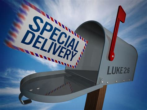 special delivery ministry