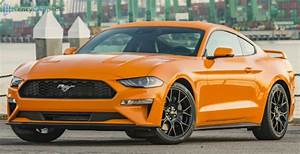 2018-2019 Ford Mustang 2.3 EcoBoost Fastback 🚘 Tech Specs: Top Speed, BHP, Acceleration, MPG + All