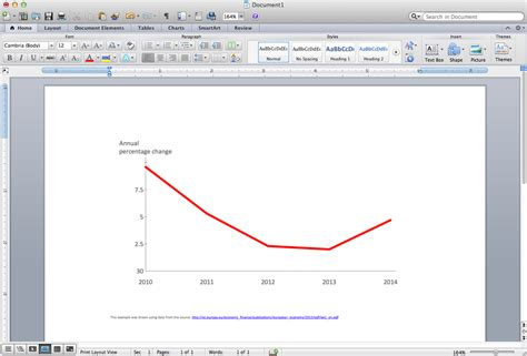 line graph template line chart template for word