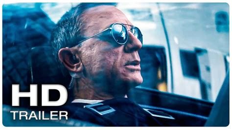 JAMES BOND 007 NO TIME TO DIE Trailer #2 Official (NEW ...