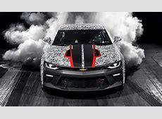 Chevrolet Unveils 2017 Camaro COPO