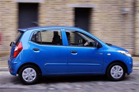 hyundai  blue  road test road tests honest john