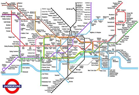london underground  maps