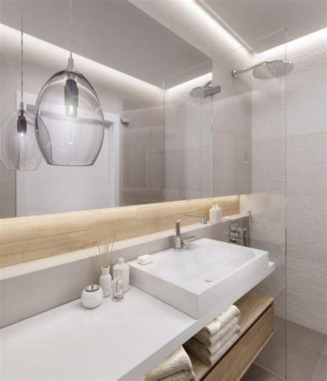 Kleines Bad Beleuchtung by Kleines Bad Einrichten Spiegelschrank Indirekte