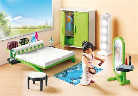 bedroom 9271 playmobil