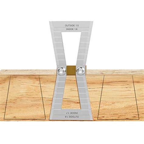 dovetail marker  scale housolution hand cut wood
