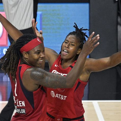 WNBA Playoff Bracket 2020: Full Schedule and Matchups for ...