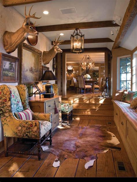 include taxidermy  trendy home decor rustic