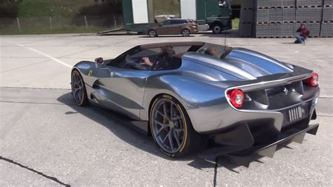 Watch And Listen To This Gorgeous Ferrari F12 Trs  The Drive