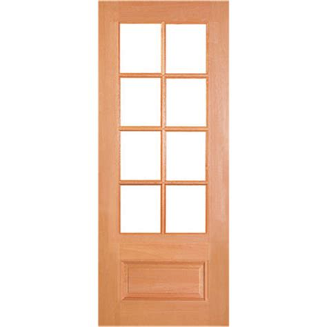 woodcraft doors     mm clear safety glass