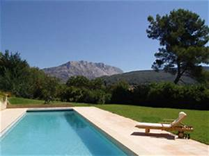 location de villa avec piscine a aix en provence maison With location vacances provence avec piscine