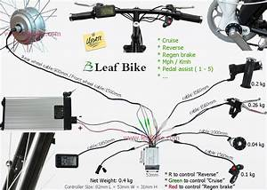 36v 250w Electric Bike Motor Controller