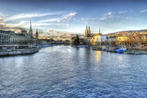 switzerland zurich hd wallpaper background image