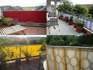 Balkon Sichtschutz Seite : balkonbespannung infos ber ma geschneiderte balkonbespannungen balkonbespannung ~ Markanthonyermac.com Haus und Dekorationen