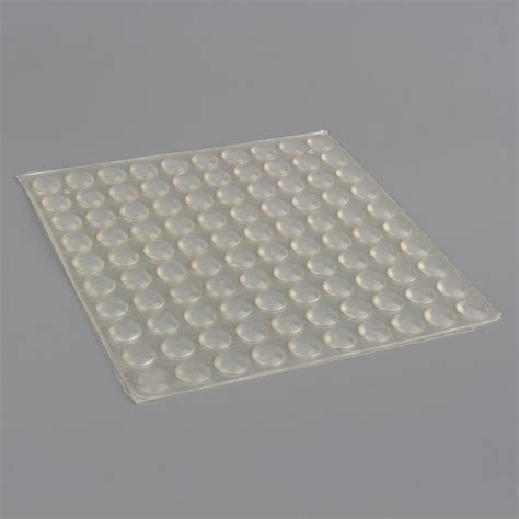 pcsset silicone pad  adhesive feet bumpers clear