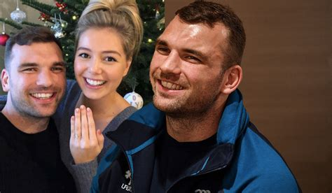 Irish rugby's Tadhg Beirne announces engagement to Harriet ...