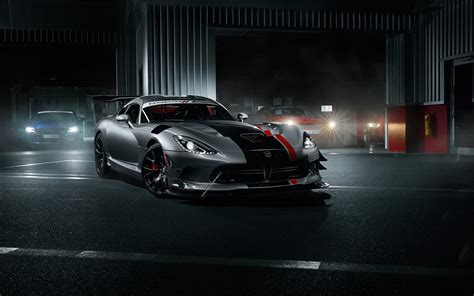 Dodge Viper Acr 2016 Wallpaper