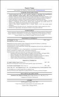Resume For Nurses Template Lpn Summary Of Qualifications Custom Illustration And Nursing Skills Resume Exles