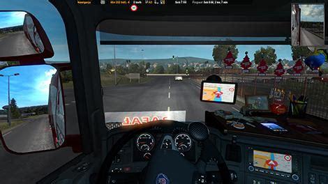 navigation gps rg pro   ets mods euro