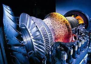 Generating, Electricity, With, Combustion, Turbines
