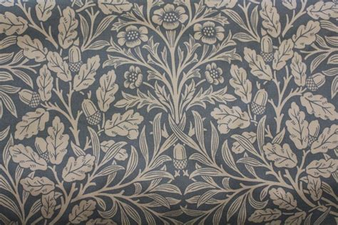 William Morris Upholstery Fabric by William Morris Acorn Fabric Upholstery Weight Printed